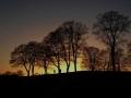 Art by Nicole Kudera, Sunset
